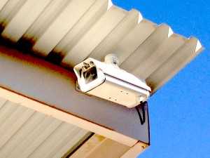All facilities are covered by security cameras.